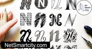 زیباترین فونت ها در طراحی وب سایت