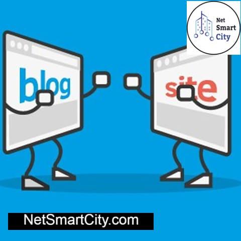 مزایای وب سایت نسبت به وبلاگ