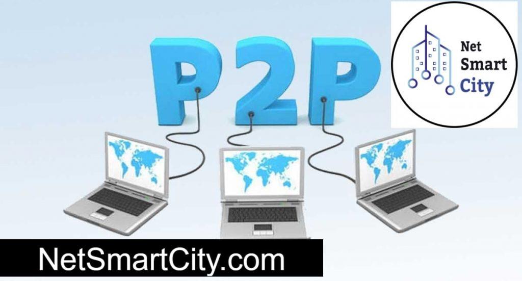 شبکه های نظیر به نظیر(peer to peer)