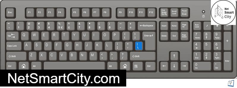 صفحه کلید کامپیوتر (کیبورد)