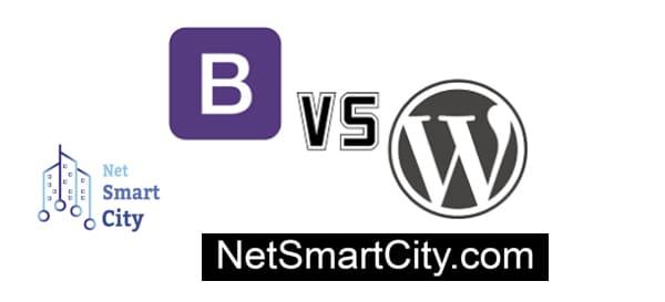بررسی تفاوت بین وردپرس و بوت استرپ